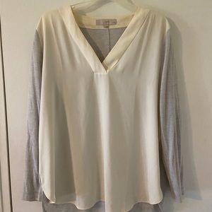 Loft Petite blouse